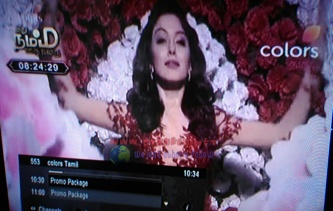 Colors Tamil added on Videocon D2h channel number 553 | dthhelp for