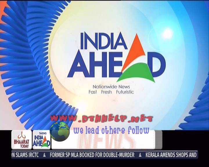 India Ahead channel started on Intelsat20 at 68 5 East | dthhelp for