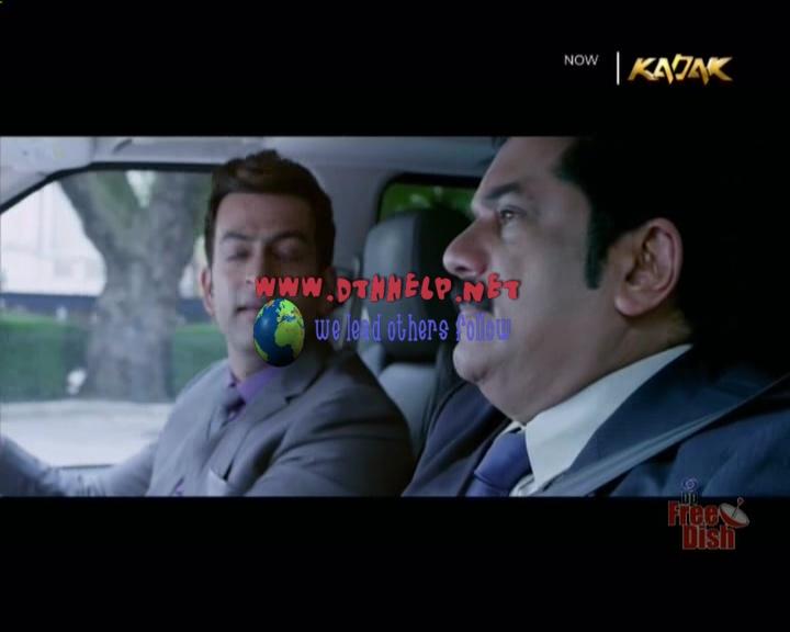 B4U Kadak channel added on DD Free Dish (images attached) on